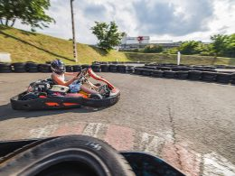 Hungaroring Kart Center, photo courtesy of Hungaroring Kart Center's Facebook page