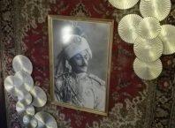 decoration Rajkot palace